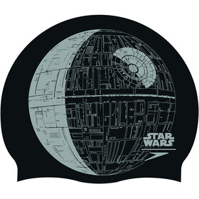 speedo Star Wars Slogan Print Berretto, black/chrome